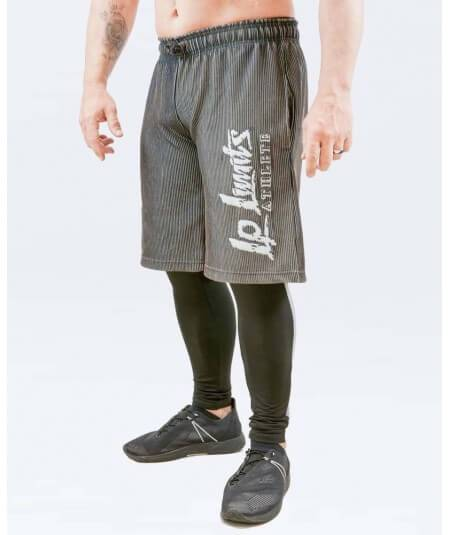 """WASHED FITNESS """"OTTOMAN"""" SHORTS 6402-924MEN Legal Power"""