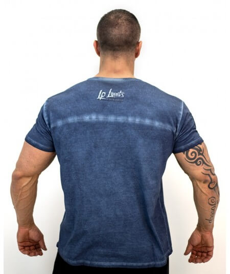 "T-SHIRT WASHED ""XXL 97"" 2009-833MEN Legal Power"