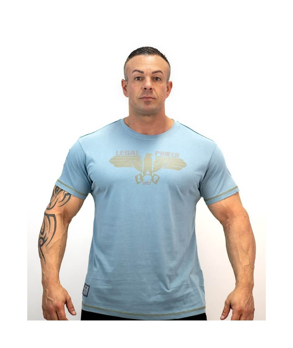 "T-SHIRT ""EAGLE 2.0"" 2010-869HERREN Legal Power"