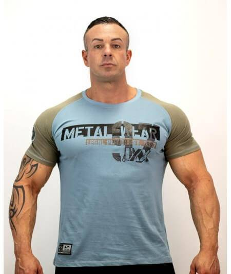 "T-SHIRT "" METAL WEAR LP"" 3300-869MEN Legal Power"