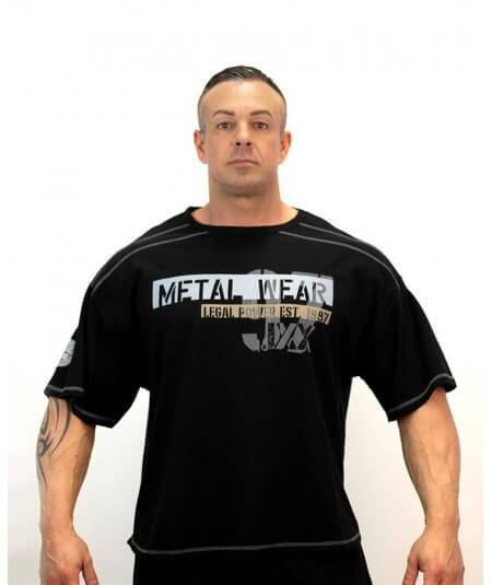 "RAG TOP ""METAL 97"" 2300-415MEN Legal Power"