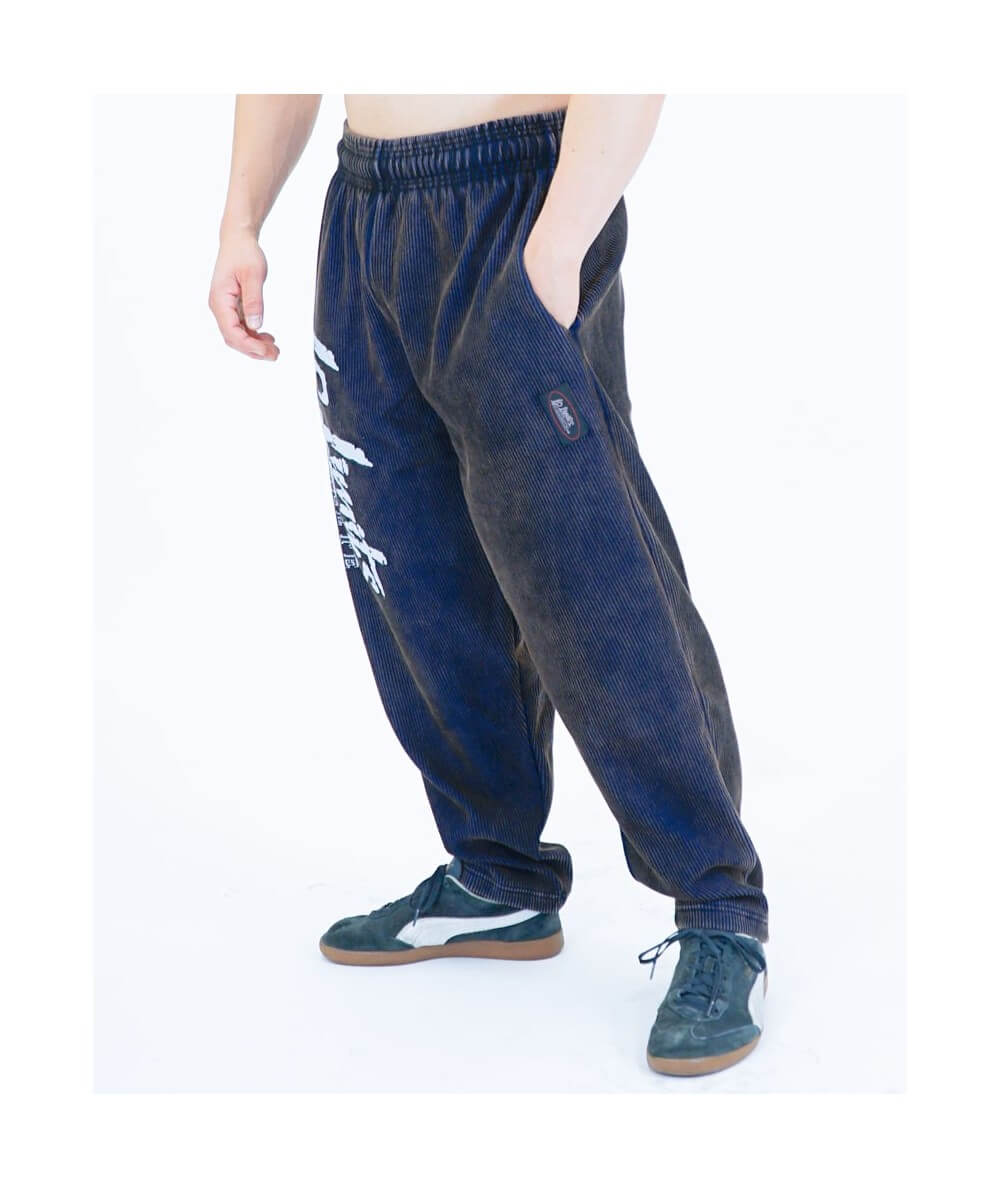 "WASHED BODY PANTS ""OTTOMAN"" 6202-924Uomini Legal Power"
