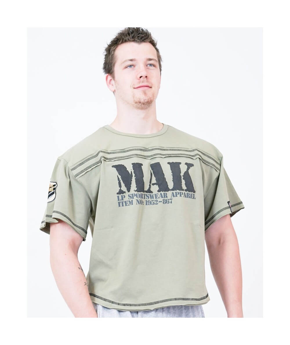 "RAG TOP ""MAK"" 1952-867MEN Legal Power"