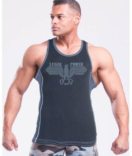 "RIP TANK TOP ""EAGLE 2.0 "" 2908-101MEN Legal Power"