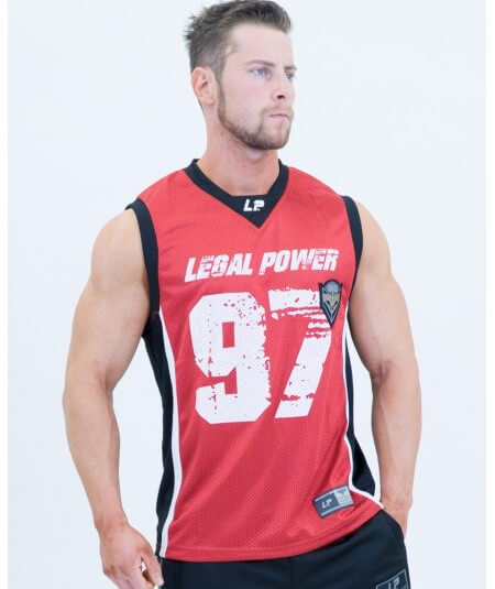 "MESH BASKETBALL SHIRT ""LEGAL POWER 97"" 2701-760Startseite Legal Power"