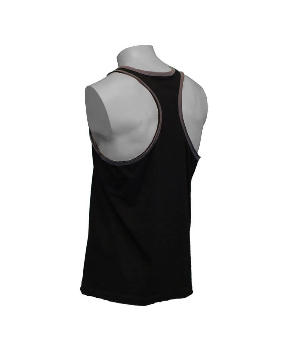 """MUSCLE TANK TOP """"BARBED WIRE"""" 2780-866SALE Legal Power"""