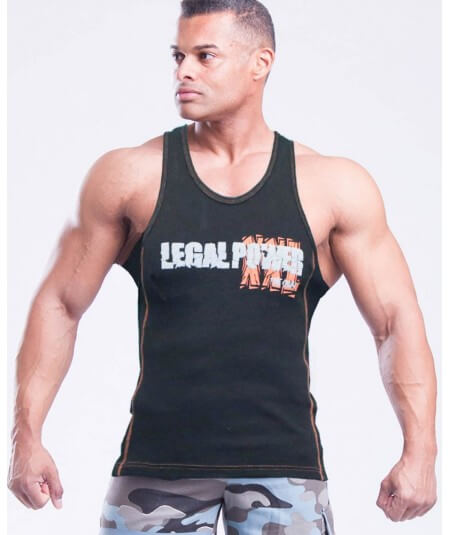 "RIP TANK TOP ""XXL"" 2809-101SALE Legal Power"