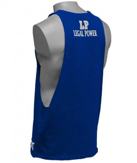 "MUSCLE TANK TOP ""LP-STREET WORKOUT"" 2801-866SALE Legal Power"