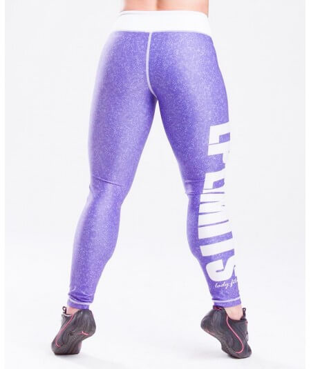 "ITEM 851-600 LEGGINGS ""FITGRID""WOMEN Legal Power"