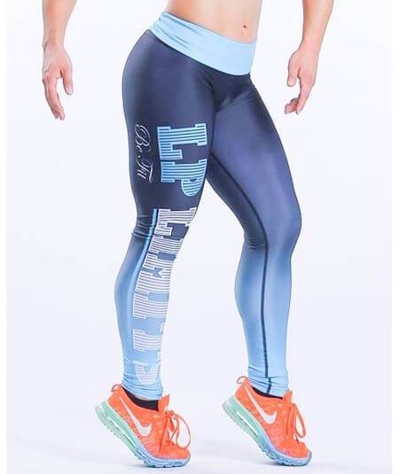 "LEGGINGS ""NEON"" 890-600DONNE Legal Power"