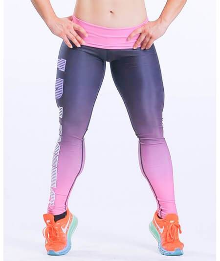 "LEGGINGS ""NEON"" 890-600DAMES Legal Power"