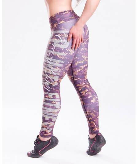 "LEGGINGS ""DNA"" 877-600DAMES Legal Power"