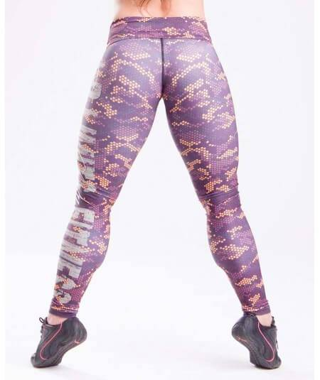 "LEGGINGS ""DNA"" 877-600WOMEN Legal Power"