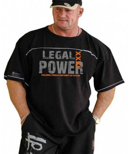 "RAG TOP T-SHIRTS ""XXXL"" 2591-415SALE Legal Power"