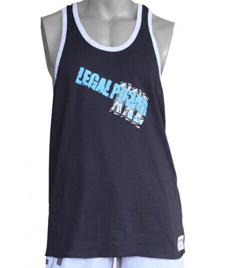 "MUSCLE TANK TOP ""XXL"" 2755-865SALE Legal Power"