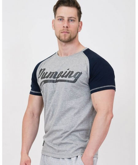 "T-SHIRT ""PUMPING ERCAN"" 9700-869HERREN Legal Power"